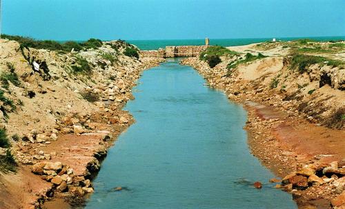 CANAL O ACEQUIÓN DE LA MATA